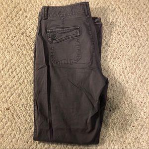 Docker dress pants gray size 8
